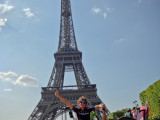 Handbike LE TOUR, Liptovský Mikuláš - Paríž