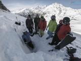 Výklad k typu snehu a vplyvu prírodných faktorov