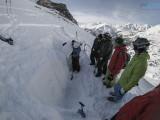 Prebrali sme aj snehové vrstvy a ich pohyby