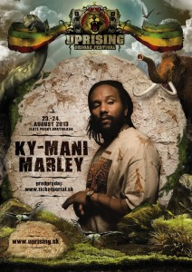 ky-mani marley - uprising 2013