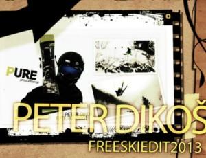 Peter Dikoš - FREESKI EDIT 2013