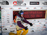 Swatch Freeride World Tour by The North Face 2014 2