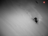 Swatch Freeride World Tour by The North Face 2014 - Courmayeur Mont Blanc - Jeremy Bernard-7