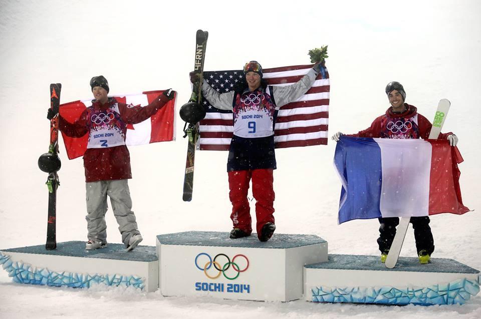 Olympic halfpipe winners