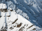 Swatch Freeride World Tour By The North Face Fieberbrunn staged in Kappl:Tirol 1