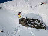 Swatch Freeride World Tour By The North Face Fieberbrunn staged in Kappl:Tirol 2