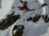 Swatch Freeride World Tour By The North Face Fieberbrunn staged in Kappl:Tirol 5