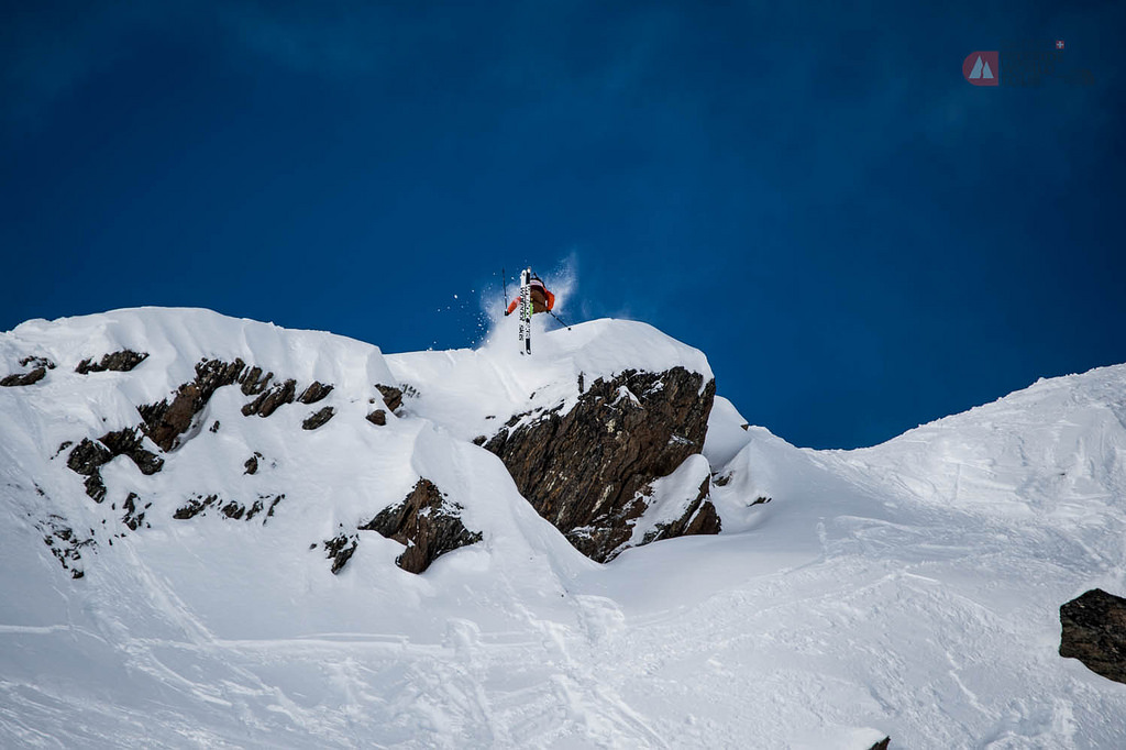 Swatch Freeride World Tour By The North Face Fieberbrunn staged in Kappl:Tirol 7