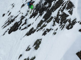 Swatch Freeride World Tour By The North Face Fieberbrunn staged in Kappl:Tirol - Photo Dom Daher 1