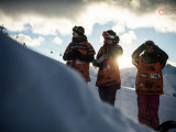 Swatch Freeride World Tour By The North Face Fieberbrunn staged in Kappl:Tirol - Photo Dom Daher
