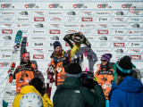 Swatch Freeride World Tour By The North Face Fieberbrunn staged in Kappl:Tirol - Photo Dom Daher 2