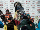 Swatch Freeride World Tour By The North Face Fieberbrunn staged in Kappl:Tirol - Photo Dom Daher 3