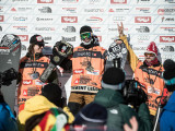 Swatch Freeride World Tour By The North Face Fieberbrunn staged in Kappl:Tirol - Photo Dom Daher 4