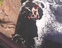 cliff jumping 2013