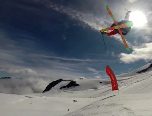 Czech Freeski Team - Saas Fee