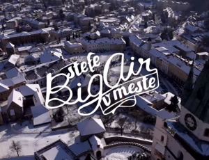 STEFE Big Air v meste 2015 official